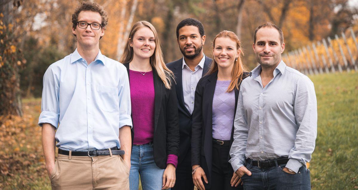 The AgroSustain team
