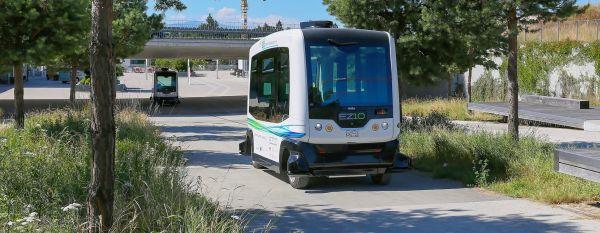 Bestmile shuttlebus