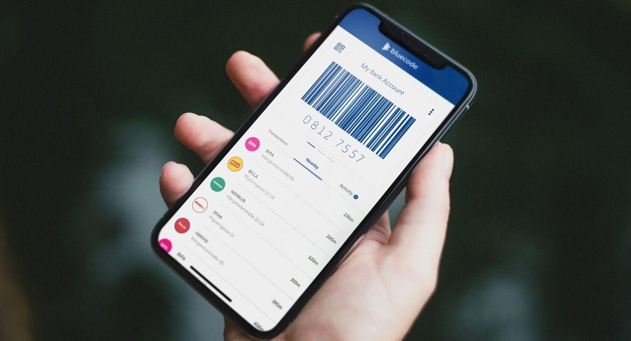 Bluecode App