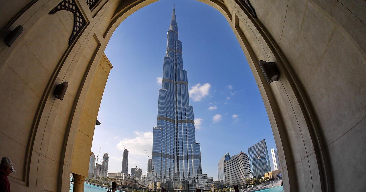 Burj Khalifa by the Emaar Group