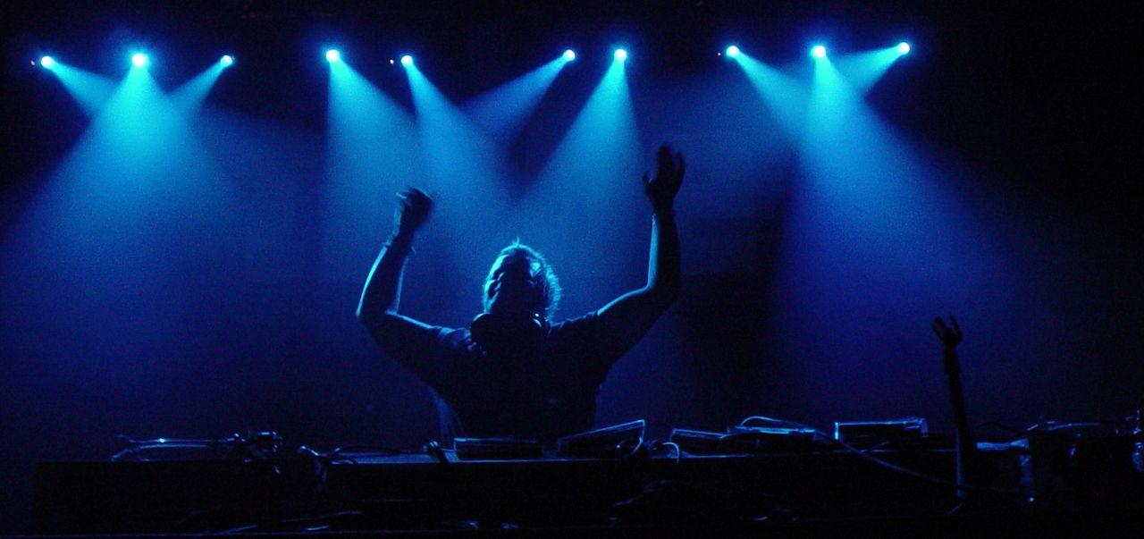 Symboldbild DJ