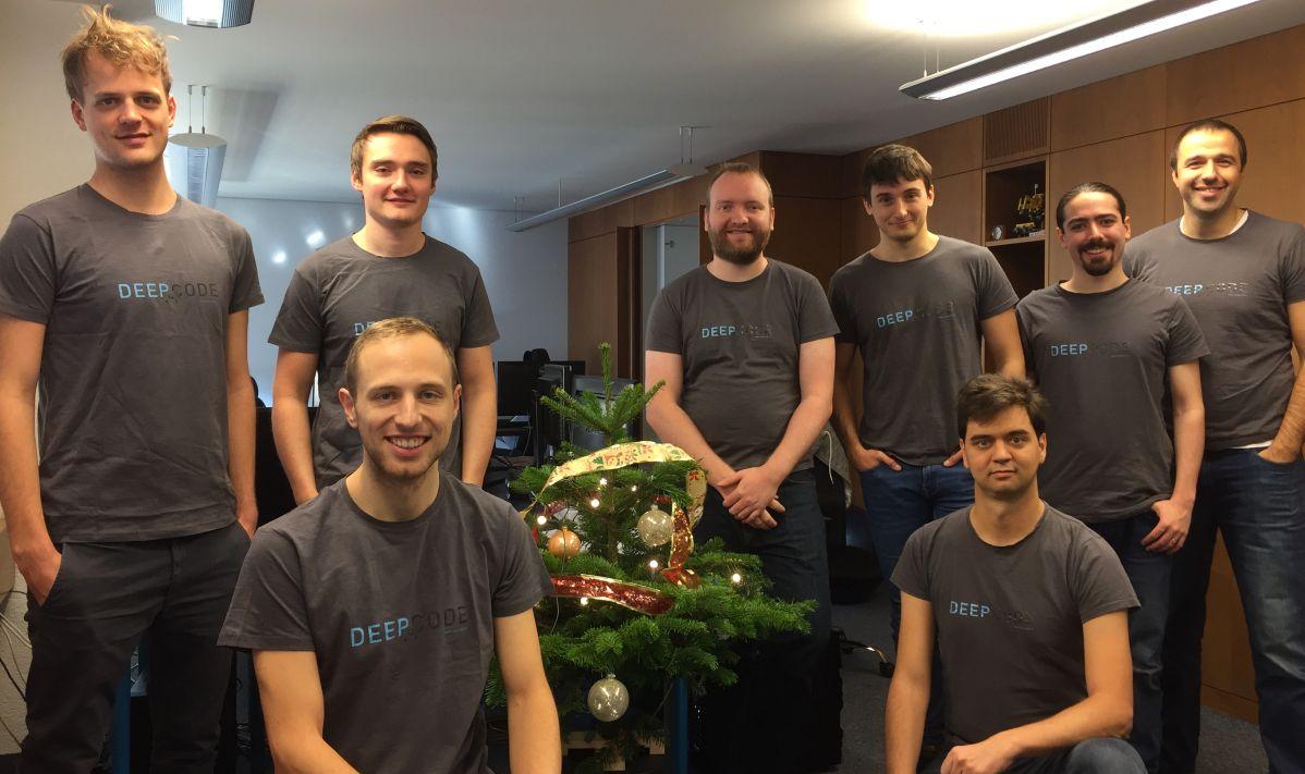 Deepcode raises CHF 3.92 million
