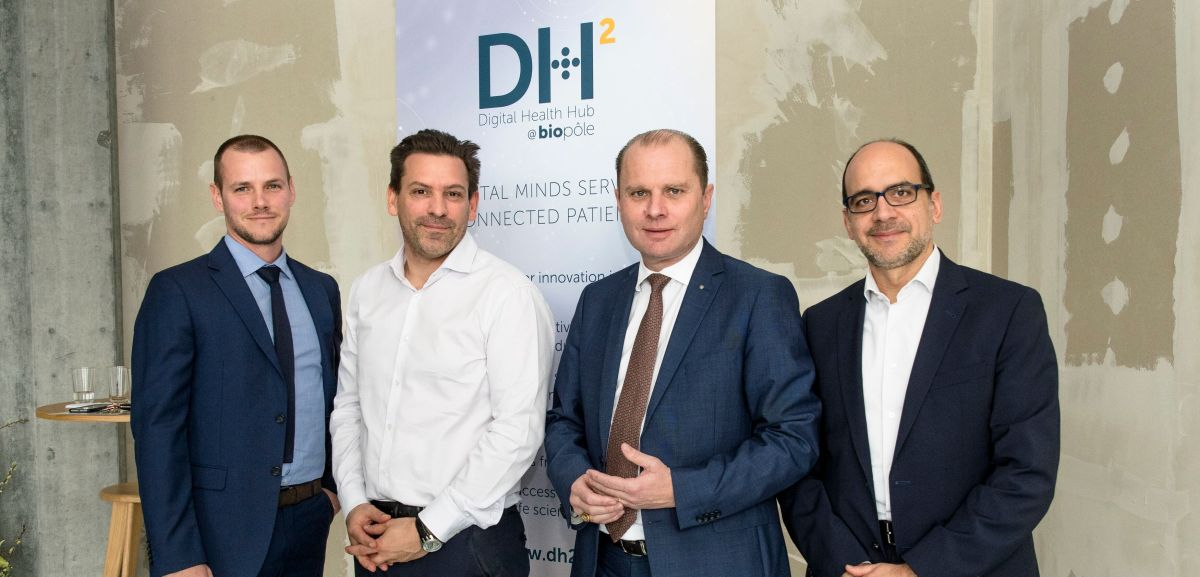 Digital Health Hub Opening