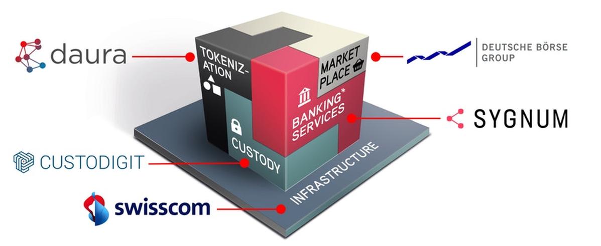 The Digital Asset Ecosystem