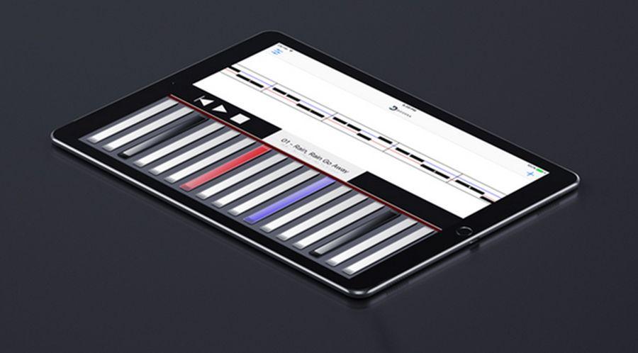 Dodeka iPad app