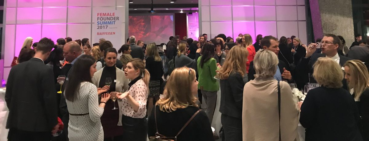 Guests at Female Founder Summit 2017