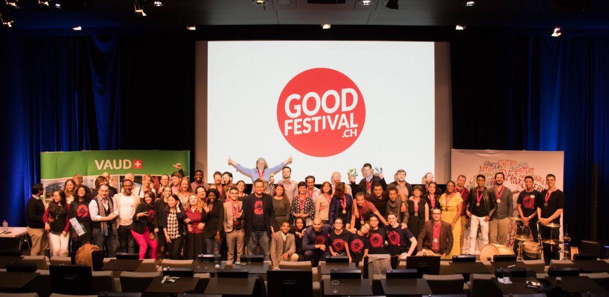 The GoodFestival team