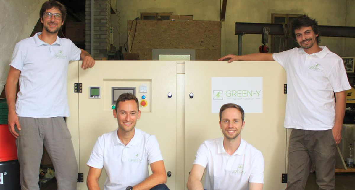 Green-Y Energy secures seed investment to accelerate the market launch