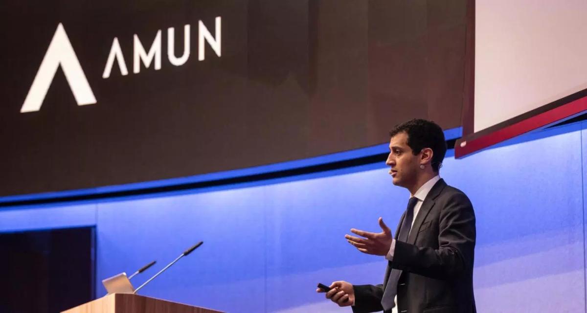 Hany Rashwan, Co-Founder & CEO of Amun