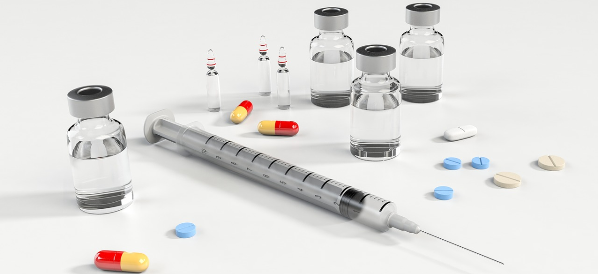 Injection & oral medication