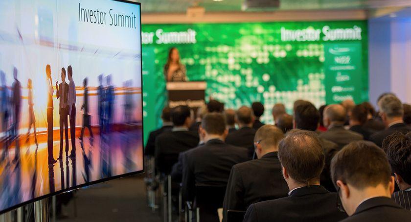 Investor Summit 2016