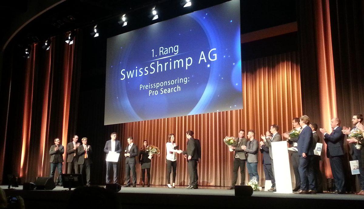 Jungunternehmerpreis Nordwestschweiz