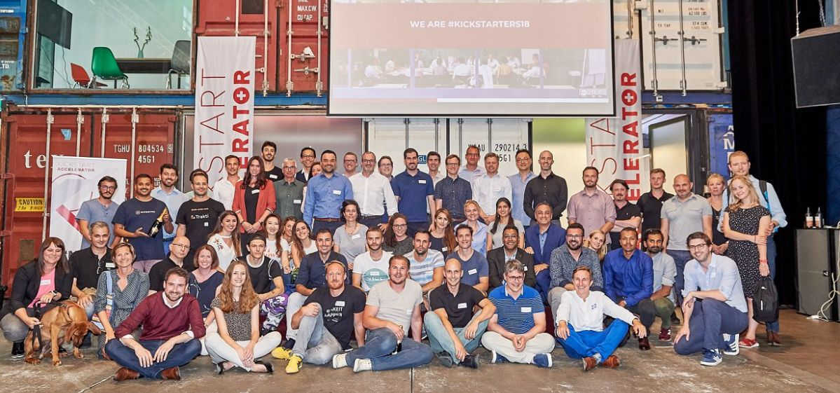 The Kickstart Cohort 2018