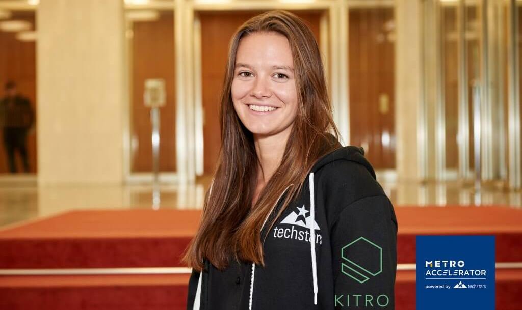 Naomi MacKenzie, Co-CEO Kitro