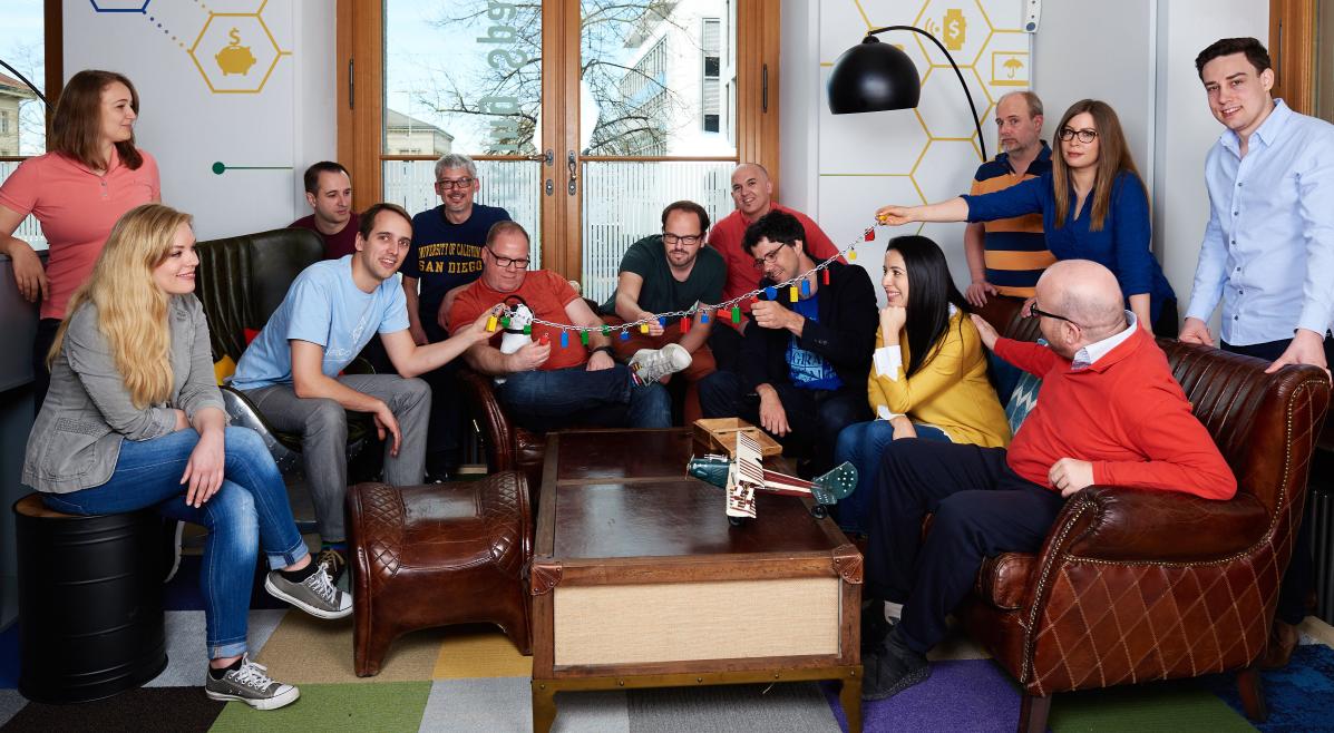 The SEED organising team