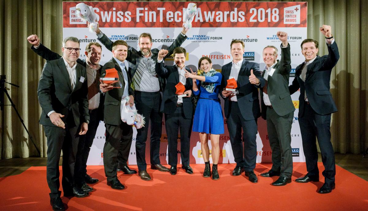 Swiss Fintech Awards 2018