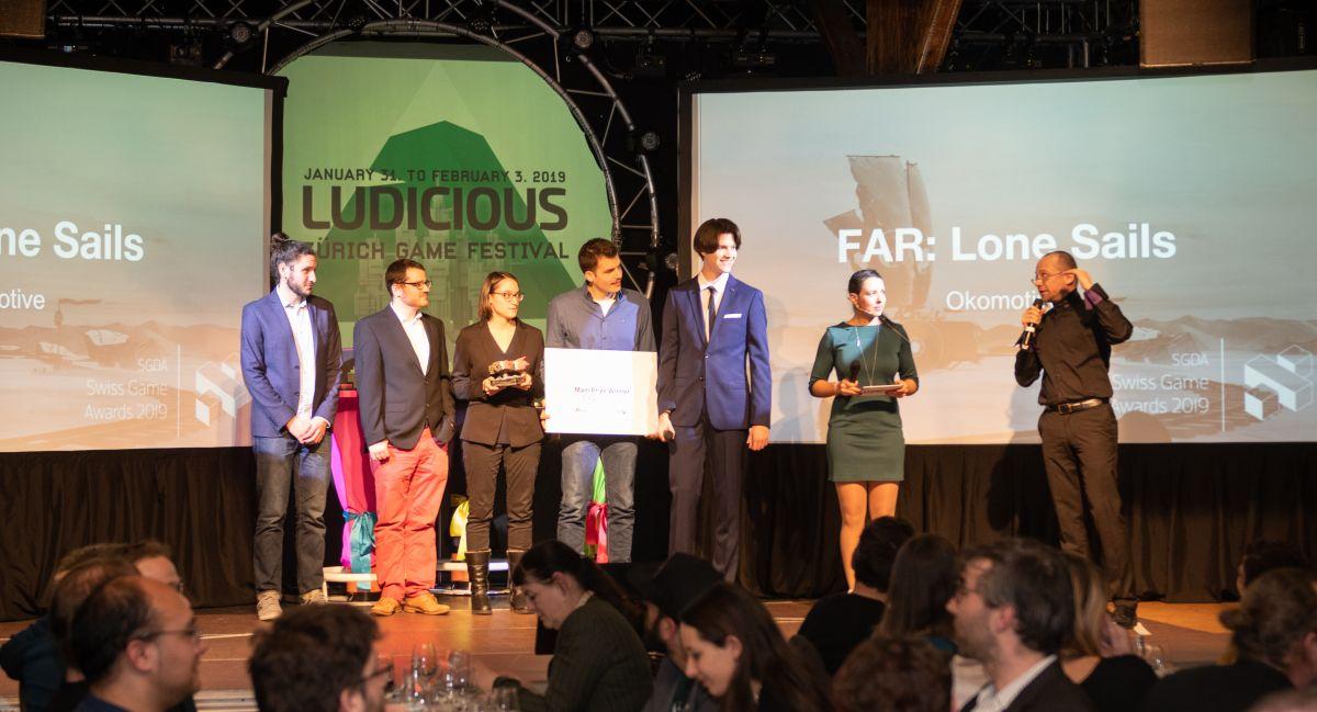 Award FAR: Lone Sails