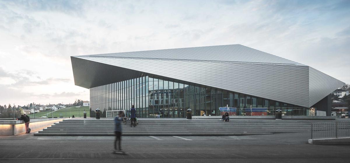 Swiss Tech Convetion Center