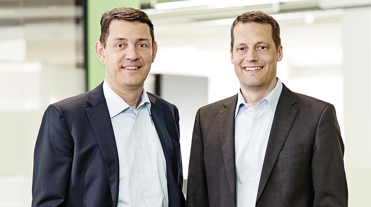 Felix Mayer and Moritz Lechner,