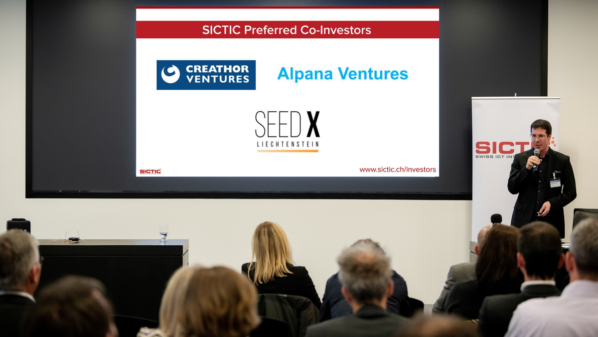 VC with prominent backers joins SICTIC as Preferred Co-Investor