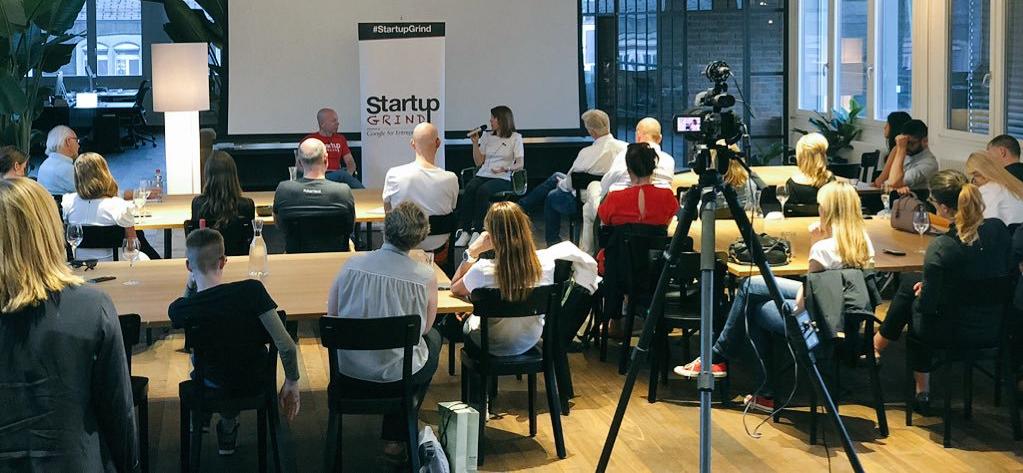 Startupgrind Event