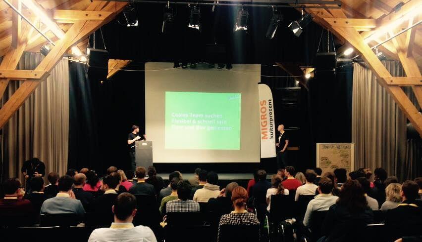 Startup Weekend Bern GEW Switzerland