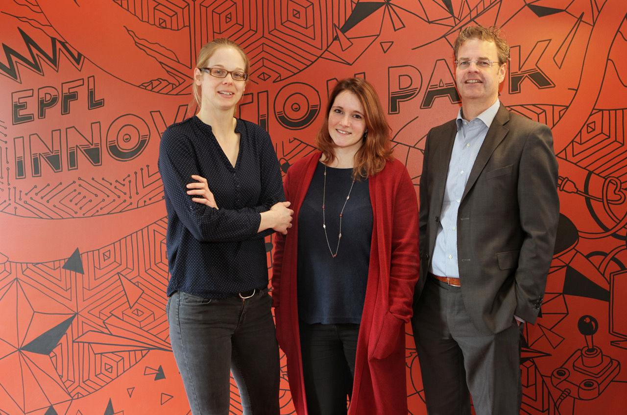Nathalie Brandenberg, Sylke Hoehnel, Jeroen van den Oever