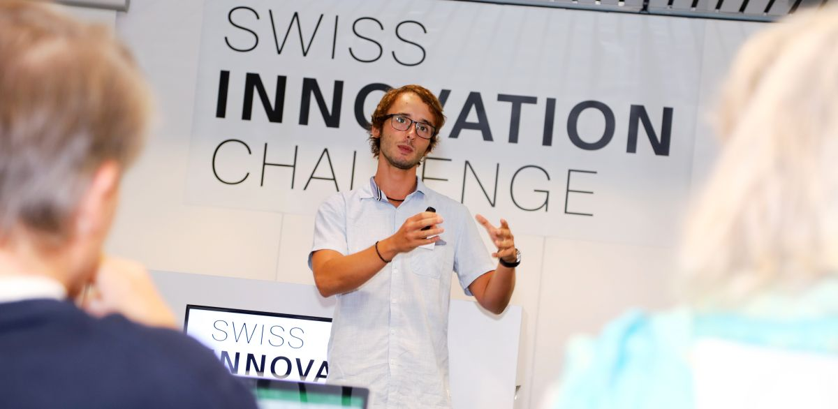 Swiss Innovation Challenge Pitch