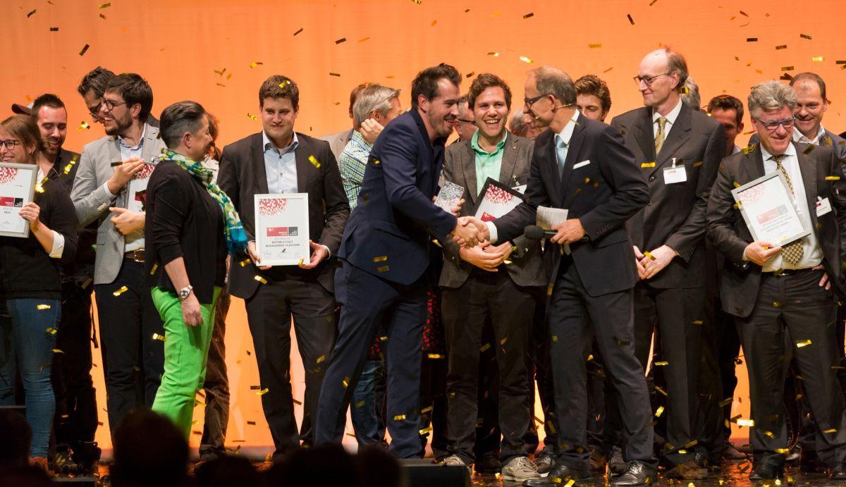 SwissICT Award Gewinner