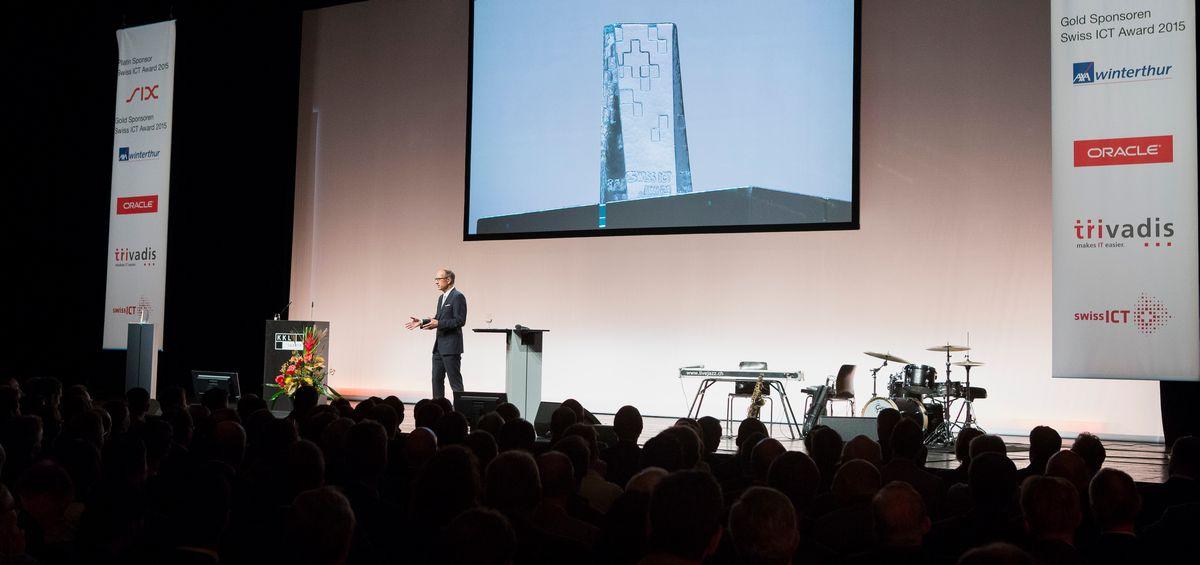 Swiss ICT Award KKL