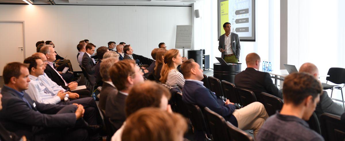 TOP 100 Swiss Investor Summit