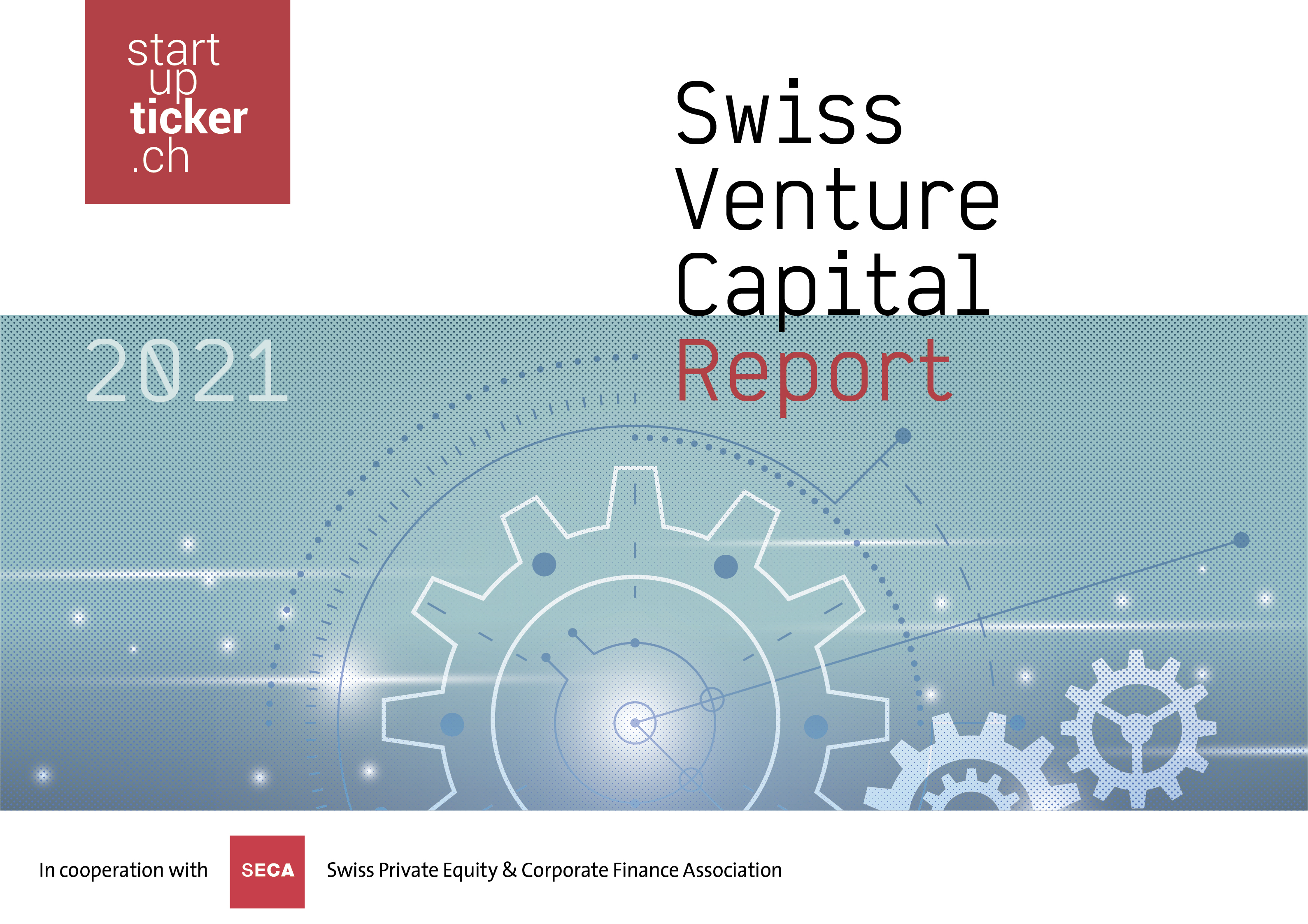 CHF 2.1 billion for start-ups: Stabilised at a high level
