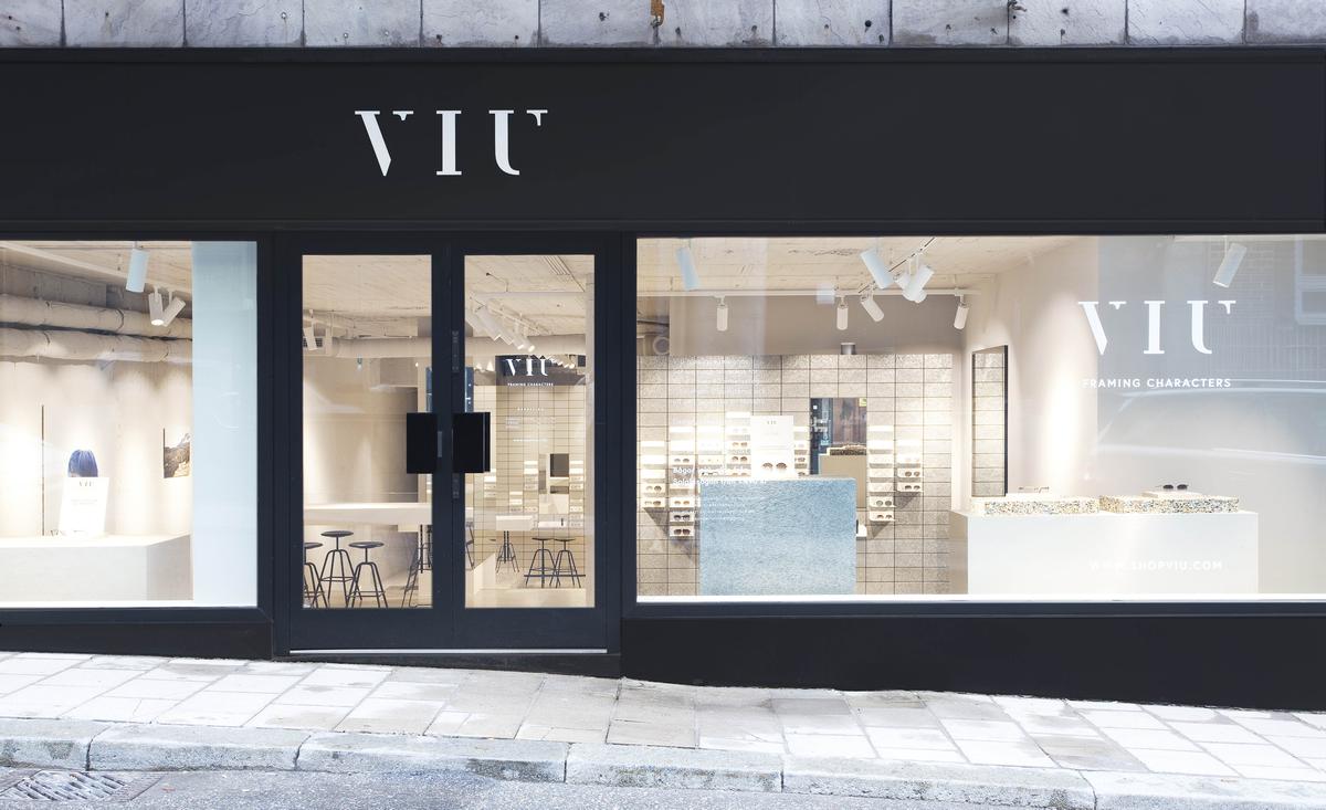 VIU Flagship Store Stockholm