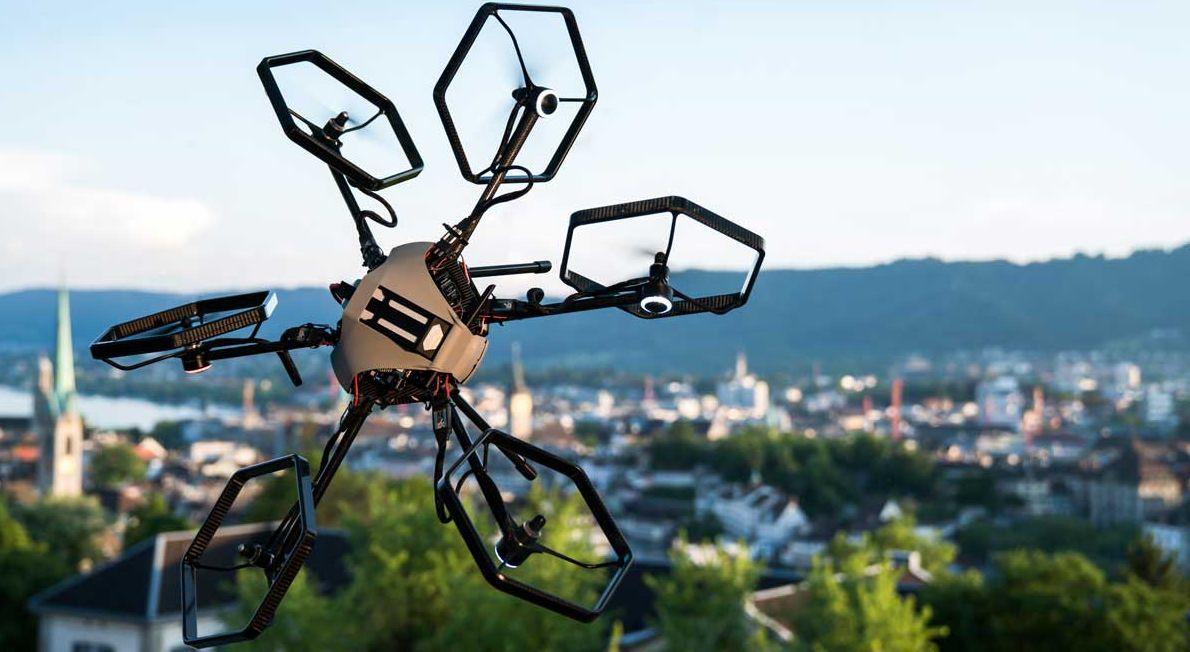 Voliro's Hexacopter