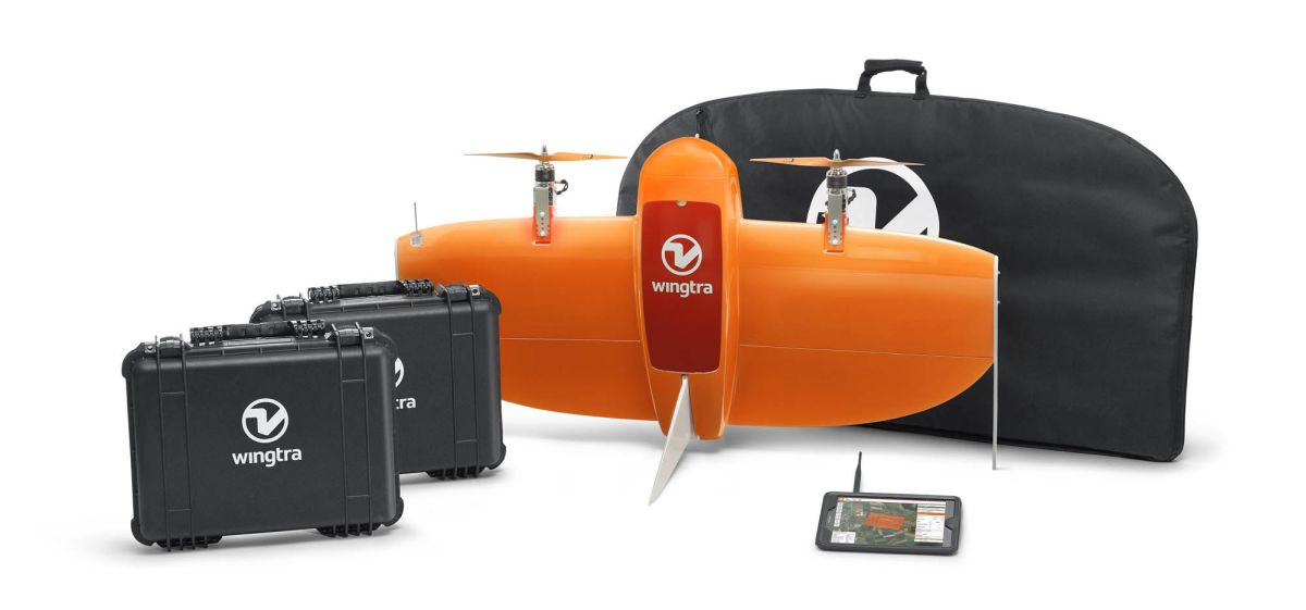 Wingtra Drone