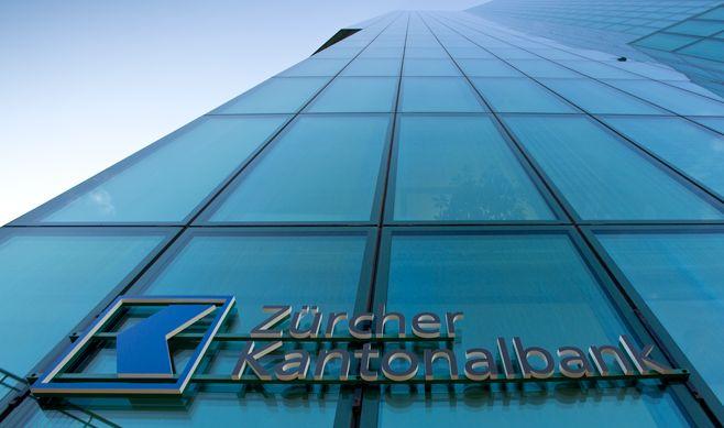 Gebäude ZKB