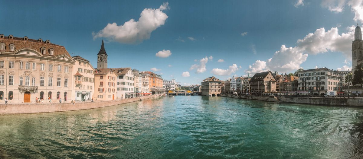 The fintech hub and venture capital make Zurich attractive