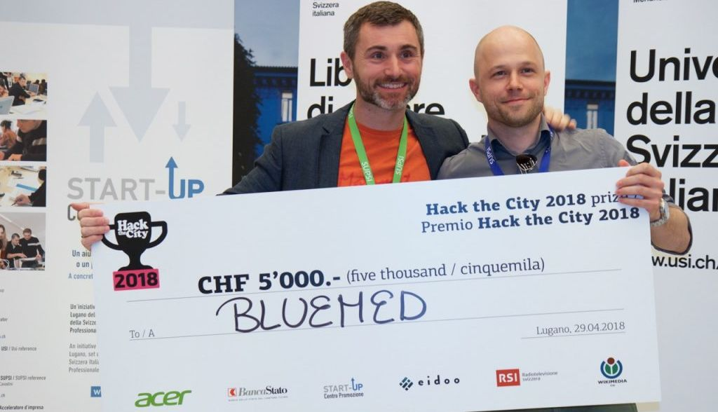 Bluemed Hack the City 2018