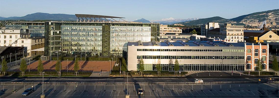 Campus biotech