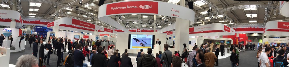 Cebit Swiss Pavilion