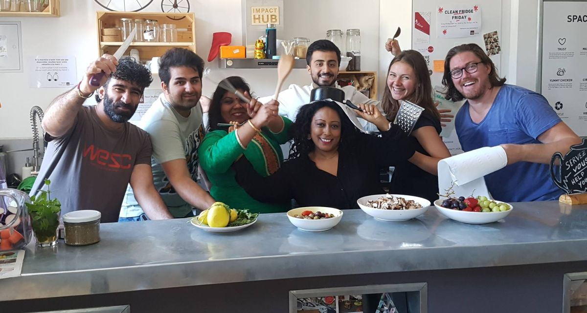 Cuisine Lab - finalist 2017