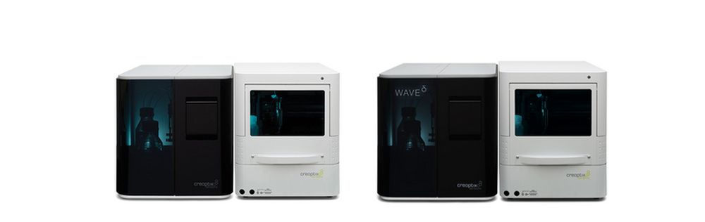 Creaoptix Wavedata System