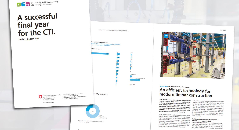 CTI Annual Report 2018