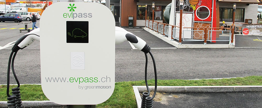 evpass charging station