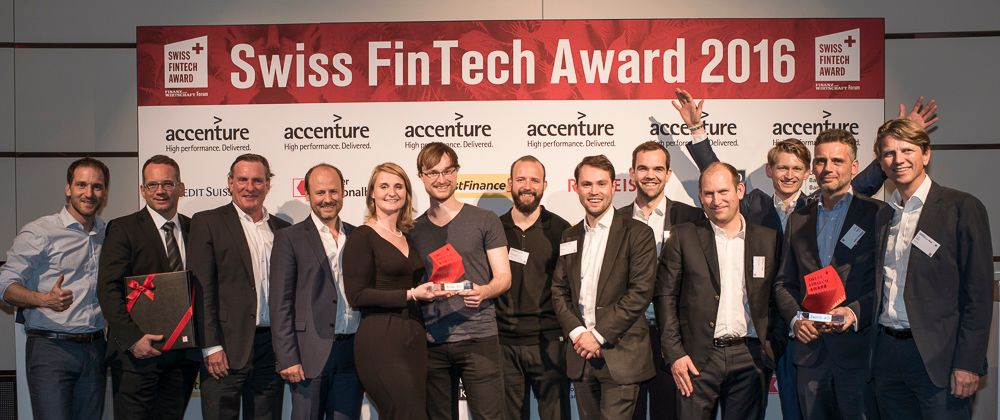 Swiss Fintech Award