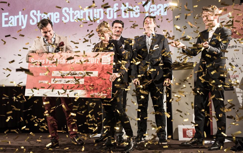 Swiss Fintech Award 2017