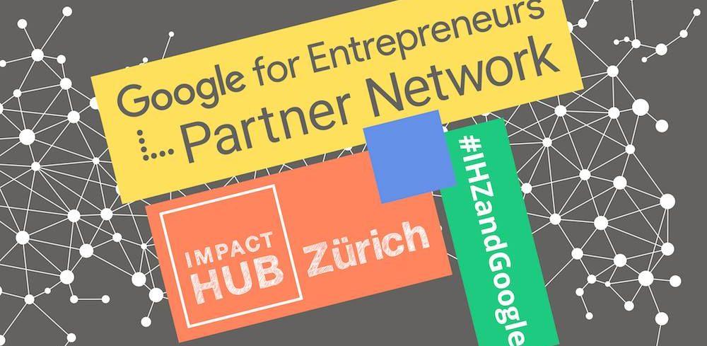 Logo Impact hub google