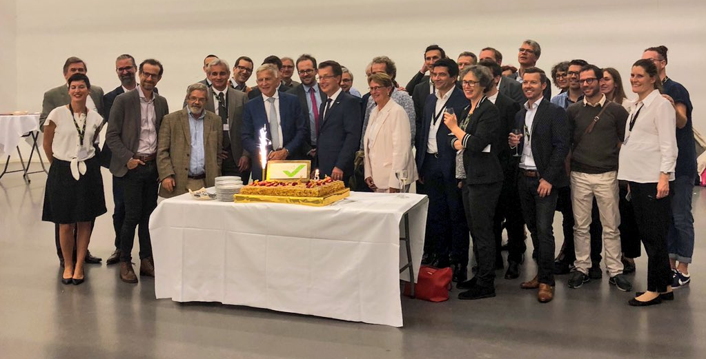 Cinq ans d'innovation dans le canton de Vaud