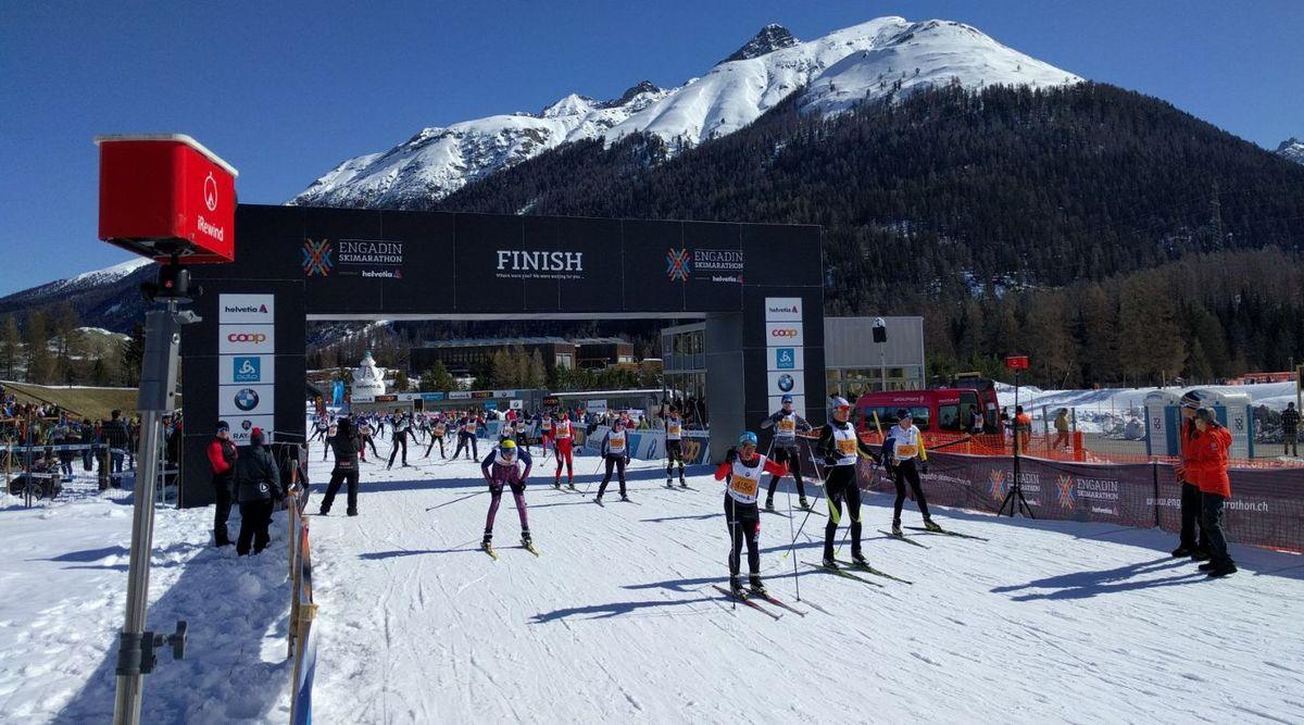 Engadiner Skimarathon iRewind