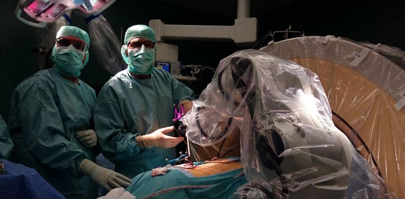 KB Medical surgical robot